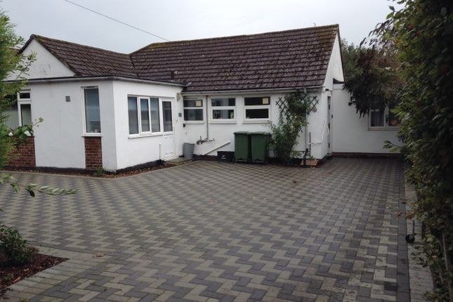 Thumbnail Detached bungalow for sale in The Gorseway, Bexhill-On-Sea