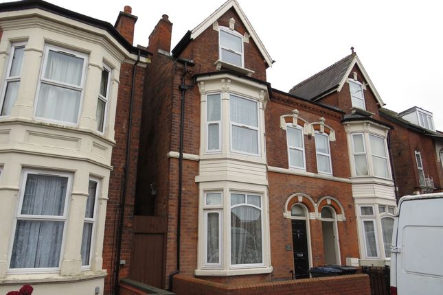 Thumbnail Semi-detached house for sale in City Road, Edgbaston, Birmingham