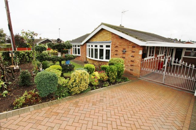 Thumbnail Detached bungalow for sale in Saint George's Drive, Caister-On-Sea