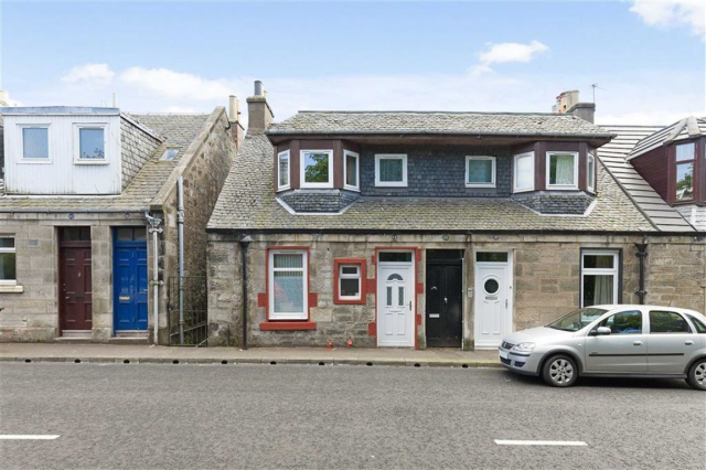 Thumbnail Flat to rent in 115A, Grieve Street, Dunfermline, Fife KY12,