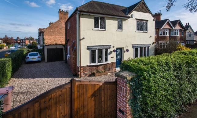 Thumbnail Detached house for sale in Longmoor Road, Long Eaton, Nottingham