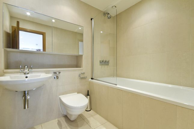 Ensuite of Neville House, 19 Page Street, Westminster, London SW1P