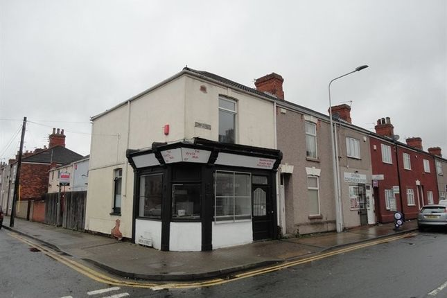 Thumbnail Commercial property for sale in 79 & 79A Lord Street, Grimsby, Lincolnshire