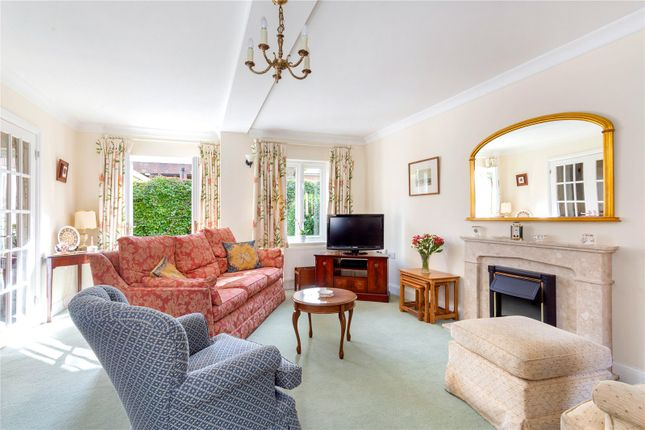 Sitting Room of Albion Place, Winchester, Hampshire SO23