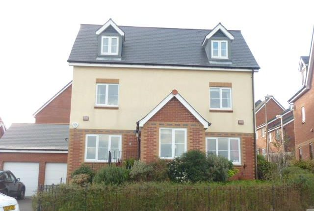 Thumbnail End terrace house to rent in Clos Y Fulfran, Barry