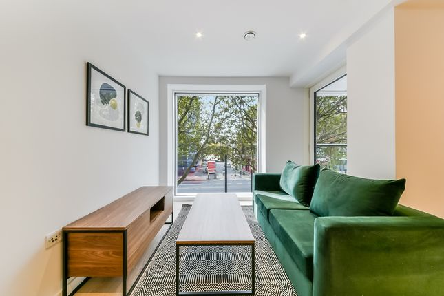 Living Area of Hurlock Heights, Elephant Park, London SE17