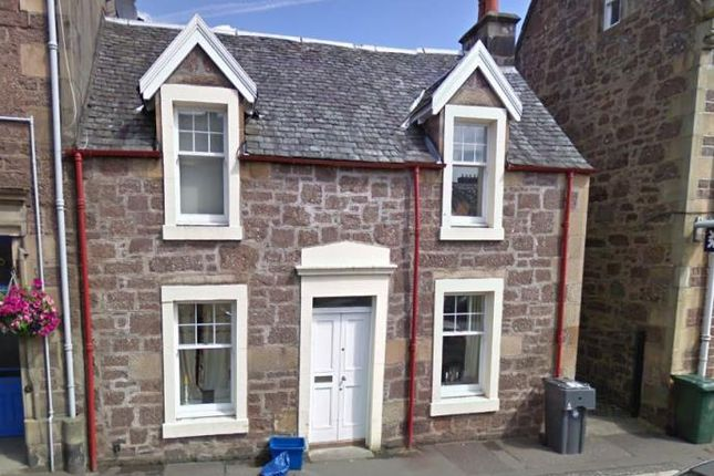 Thumbnail End terrace house to rent in Main Street, Callander