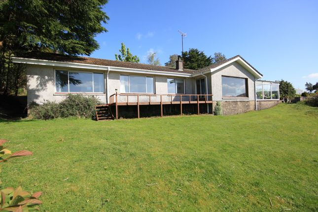Thumbnail Detached bungalow for sale in Clachan Seil, By Oban