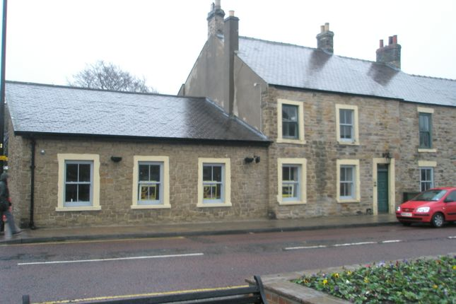 Thumbnail Flat to rent in Front Street, Lanchester