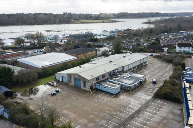 Thumbnail Industrial to let in Dock Lane, Melton, Woodbridge