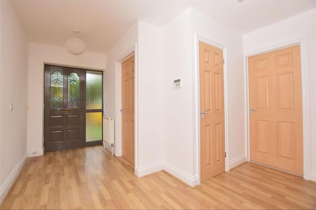 Thumbnail Detached house for sale in Zillah Gardens, Wigmore, Gillingham, Kent