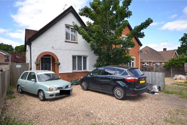 Thumbnail Detached house for sale in Old Wokingham Road, Crowthorne, Berkshire