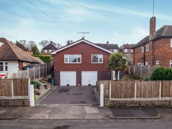 Thumbnail Detached house for sale in Parkside Gardens, Wollaton, Nottingham, Nottinghamshire
