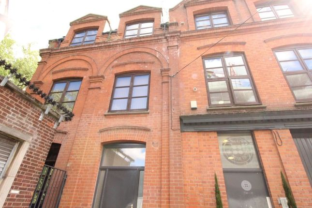 Thumbnail Flat for sale in St. Marys Court, St. Marys Avenue, Braunstone, Leicester