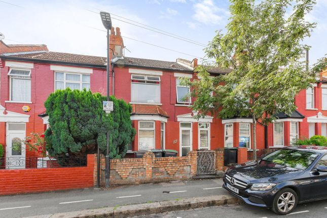 Thumbnail Terraced house to rent in Hermitage Road, Finsbury Park