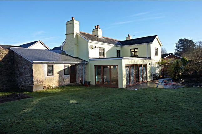 Thumbnail Detached house for sale in Balland Lane, Ashburton