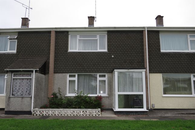 Thumbnail Terraced house for sale in Porter Way, Saltash