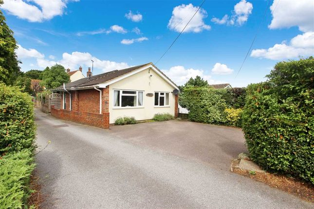 Thumbnail Bungalow for sale in High Road, Layer-De-La-Haye, Colchester