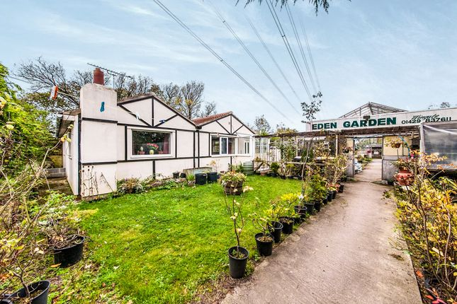 Thumbnail Detached bungalow for sale in The Lodge, Castle Eden, Hartlepool