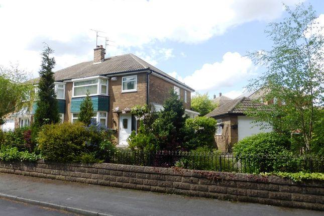Thumbnail Semi-detached house for sale in Brookside, Herringthorpe, Rotherham