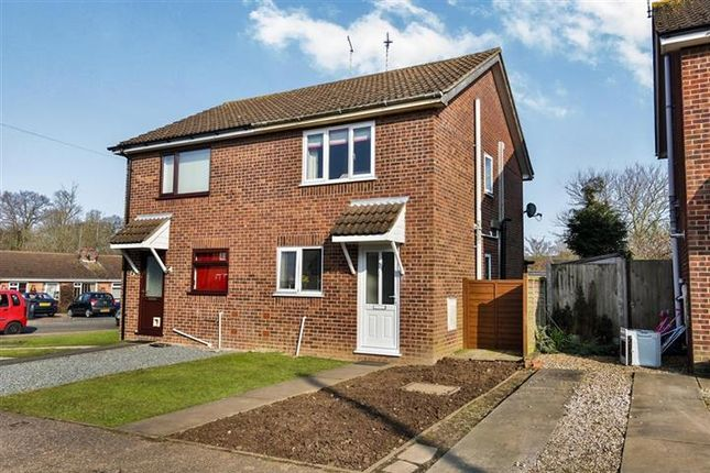 Semi-detached house to rent in Manor Way, Ormesby, Great Yarmouth