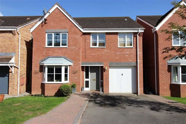 Thumbnail Detached house for sale in Maple Drive, Monmouth