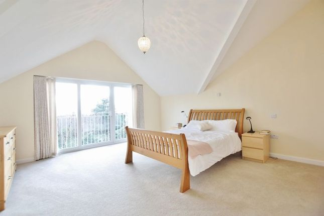 Bedroom Two of The Ridge, Lower Heswall, Wirral CH60