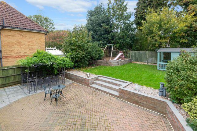 Garden of Penny Cress Gardens, Maidstone ME16