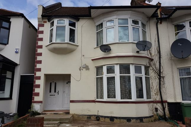 Thumbnail Flat to rent in Cowley Road, Ilford