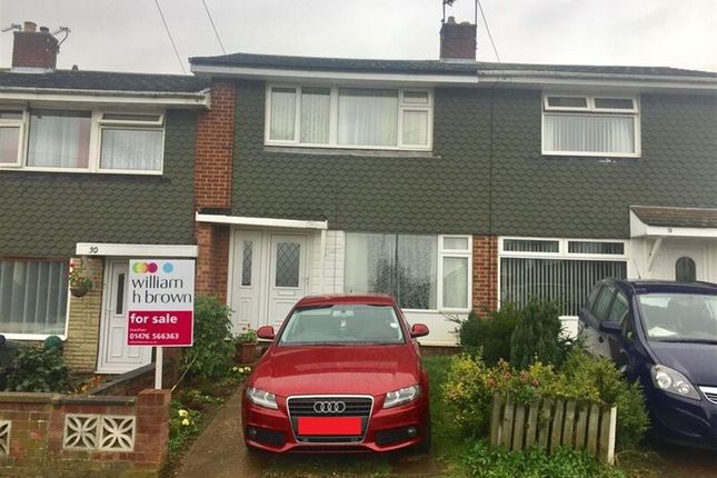 Thumbnail Terraced house for sale in Hillingford Way, Grantham
