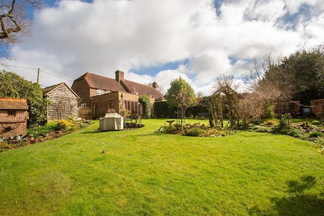 Thumbnail Semi-detached house for sale in The Street, Waldron, East Sussex