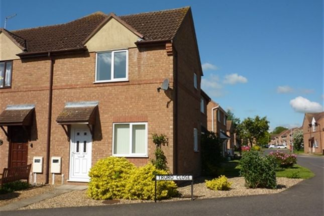 Thumbnail Property to rent in Truro Close, Sleaford, Lincs