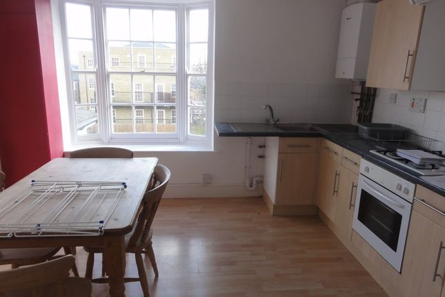 Thumbnail Flat to rent in Pleasant Row, Rochester
