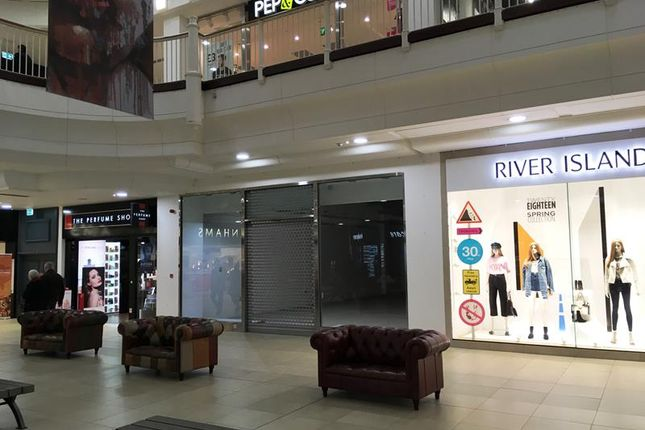 Thumbnail Retail premises to let in Unit 15, Market Place Shopping Centre, Bolton