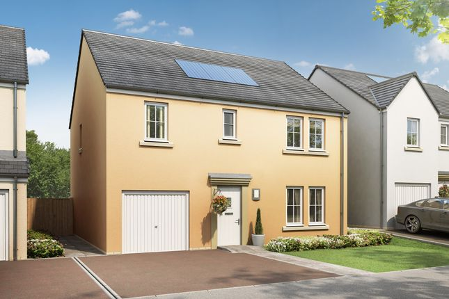 """Thumbnail Detached house for sale in """"The Waterside"""" at Stable Gardens, Galashiels"""