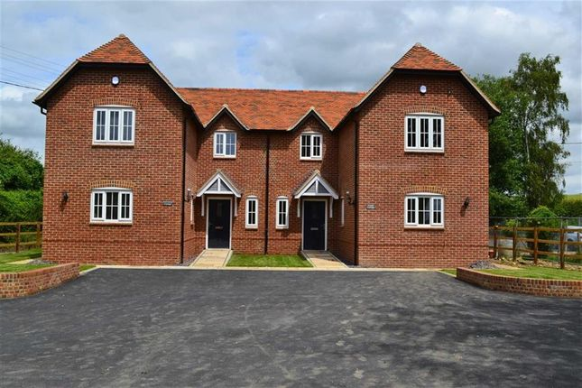Thumbnail Semi-detached house for sale in Main Street, Chaddleworth, Berkshire