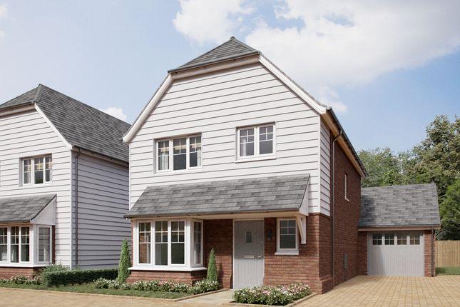 Thumbnail Detached house for sale in Chestnut At Riverbourne, Elm Avenue, Chattenden