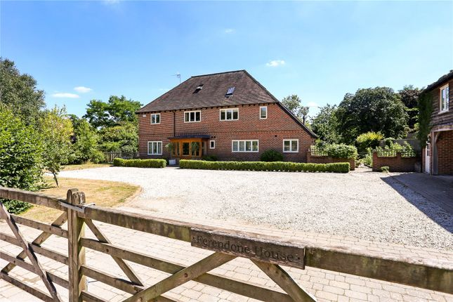 Thumbnail Detached house for sale in Church Road, Upper Farringdon, Alton, Hampshire