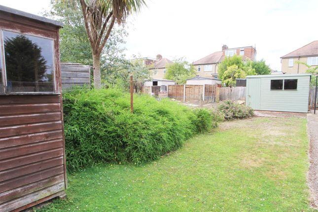 Rear Garden of Imperial Close, Harrow HA2