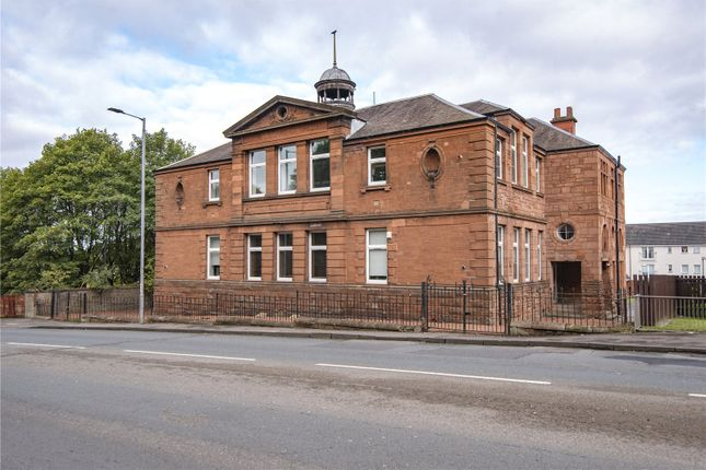 Thumbnail Flat for sale in Cowie Place, Wishaw, Motherwell