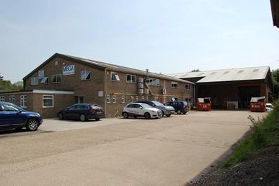 Thumbnail Light industrial for sale in Mega House, Unit 4, The Grip, Linton, Cambridge, Cambridgeshire