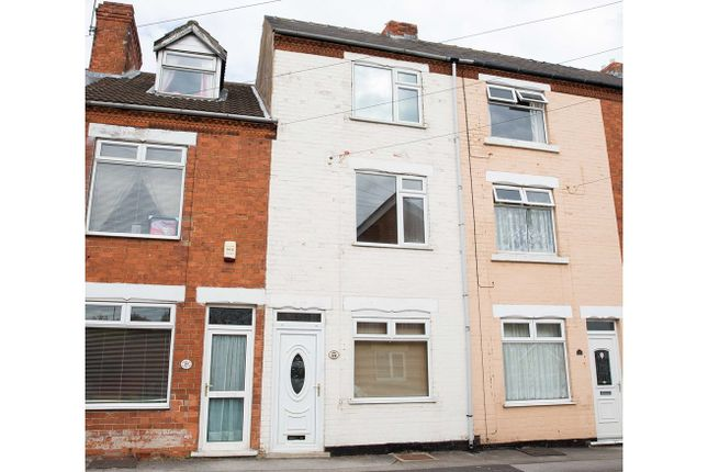 Thumbnail Terraced house for sale in Silk Street, Sutton-In-Ashfield