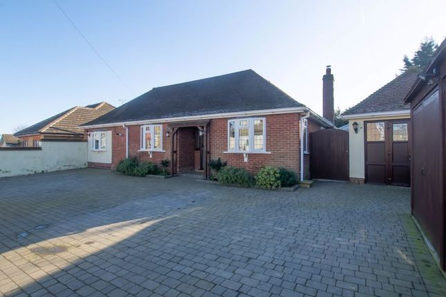 Detached bungalow for sale in The Street, Sholden, Deal