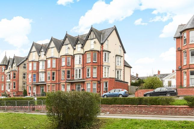 Thumbnail Flat for sale in Temple Drive, Llandrindo Wells