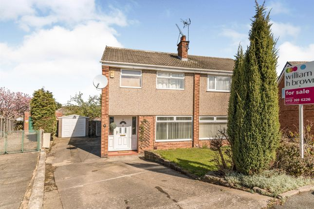 3 bed semi-detached house for sale in Primley Park Drive, Alwoodley, Leeds LS17