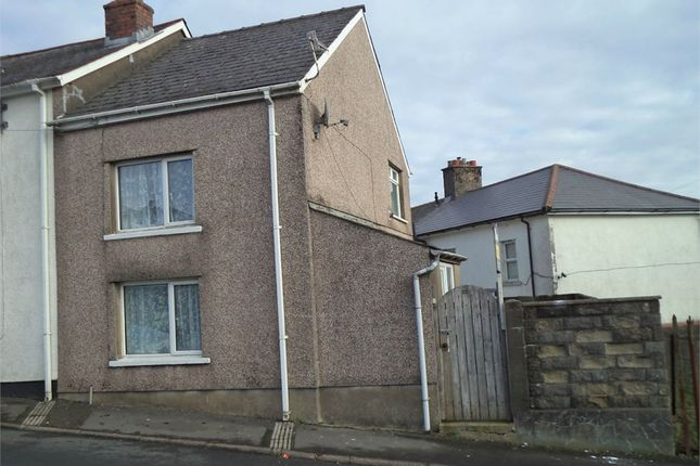 Thumbnail End terrace house for sale in Somerset Street, Brynmawr