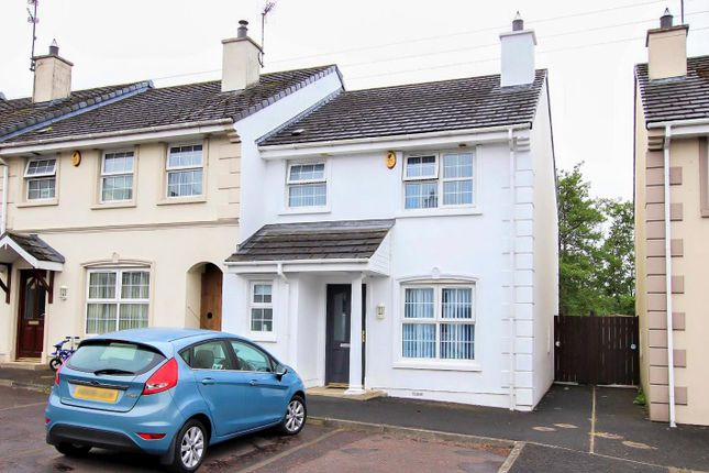 End terrace house for sale in 25, Kevin Lynch Park, Dungiven