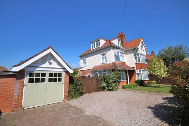 Thumbnail Detached house for sale in Connaught Avenue, Frinton-On-Sea