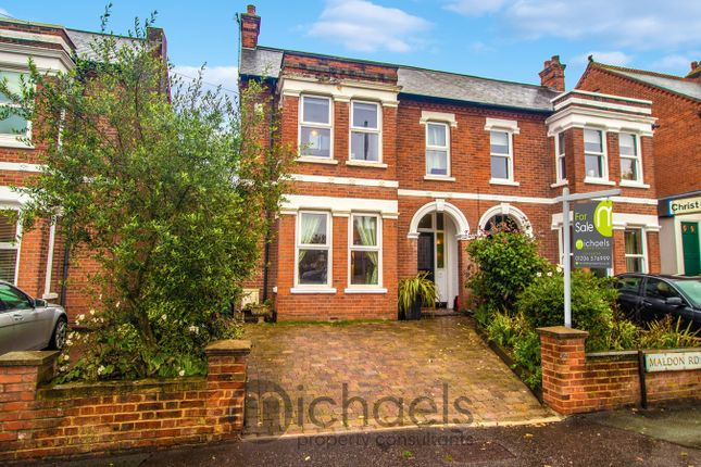 Thumbnail Semi-detached house for sale in Maldon Road, Colchester, Colchester