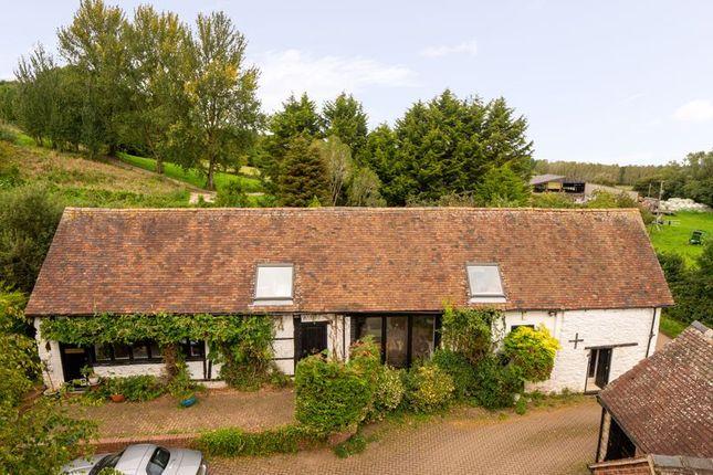 Thumbnail Detached house for sale in Underton, Bridgnorth
